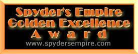 Spyder's Empire Cool Site Award